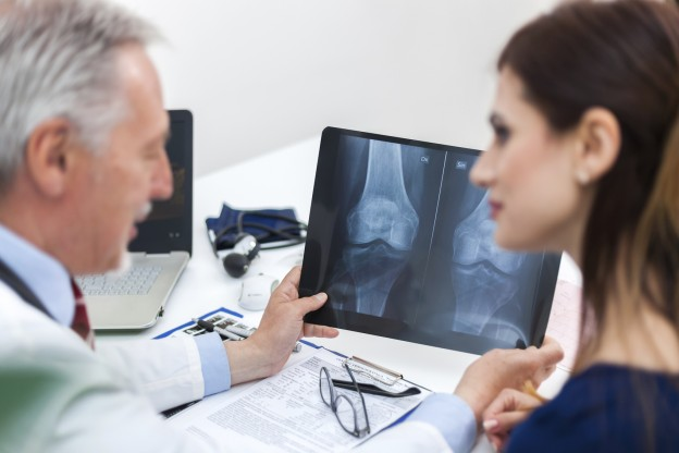 Patients with type 2 diabetes are proned to bone fractures.